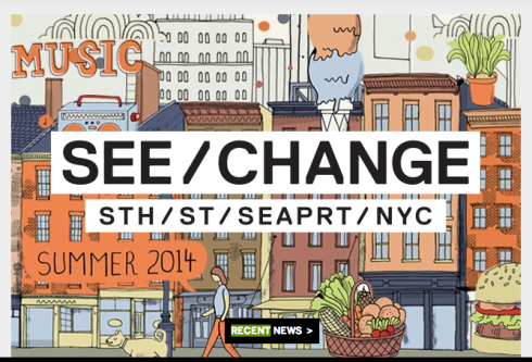 I grabbed this image from the South Street Seaport website.